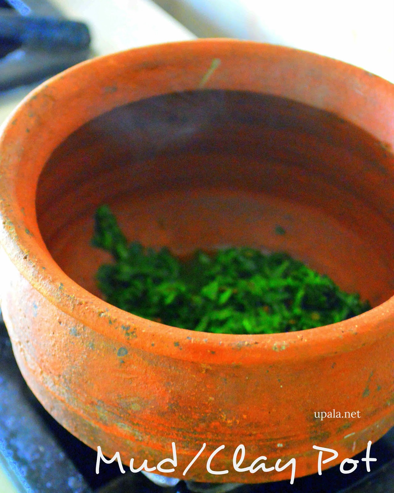 Upala: Mud pot/Clay pot cooking (Man paanai/Man Chatti samyal)