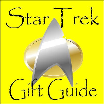 Enjoy these fun gift ideas for the Star Trek fan in your life.  These ideas will bring out the Trekkie in your life and make some perfect Christmas gifts for the holidays