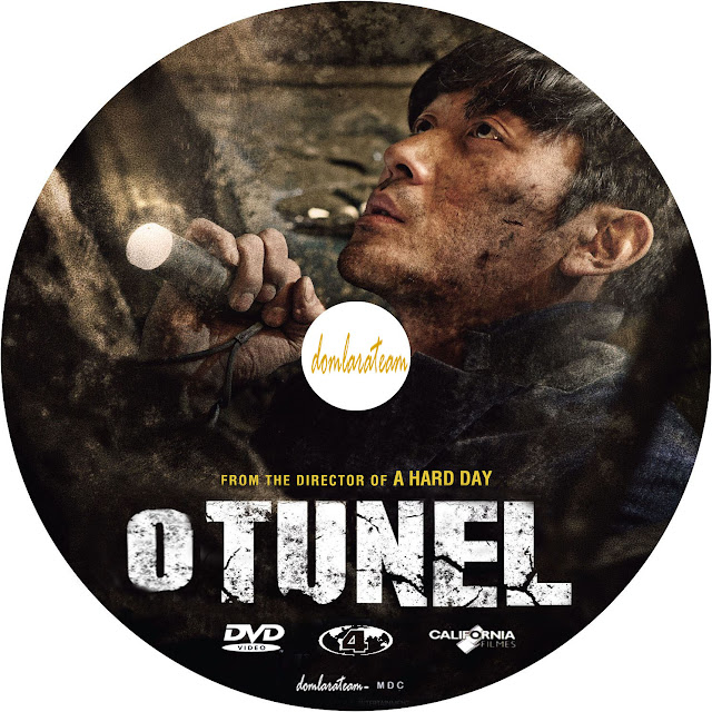 Label DVD O Túnel