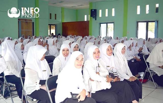 Kabar Gembira, 4.000 PTT Tenaga Kesehatan akan diangkat PNS Tahun ini