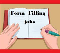 FORM FILLING WORK