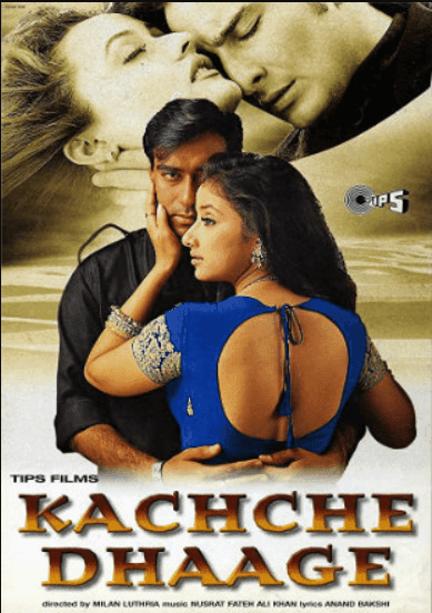 Kachche Dhaage 1999 Full Hindi Movie Download HDRip 720p