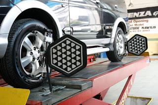 Biaya Spooring dan Balancing Untuk Mobil
