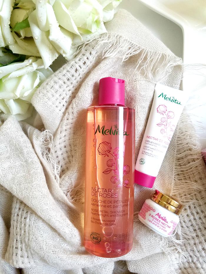 Melvita - Nectar de Roses Weihnachtsset & Instagram Giveaway 2