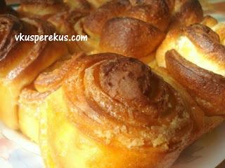 нежные булочки