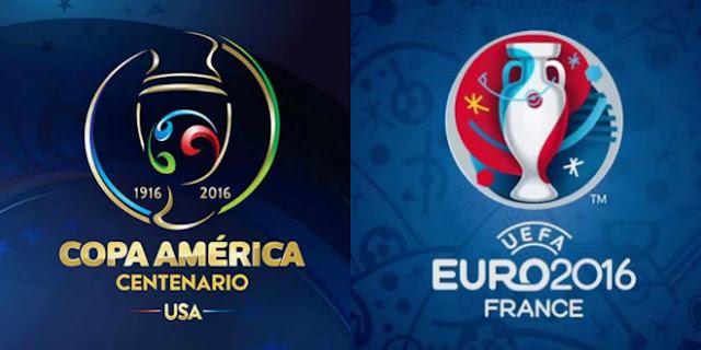La Eurocopa se lleva por delante a la Copa América Centenario