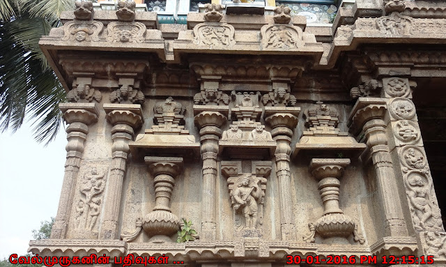 Beautiful Temple Sculptures