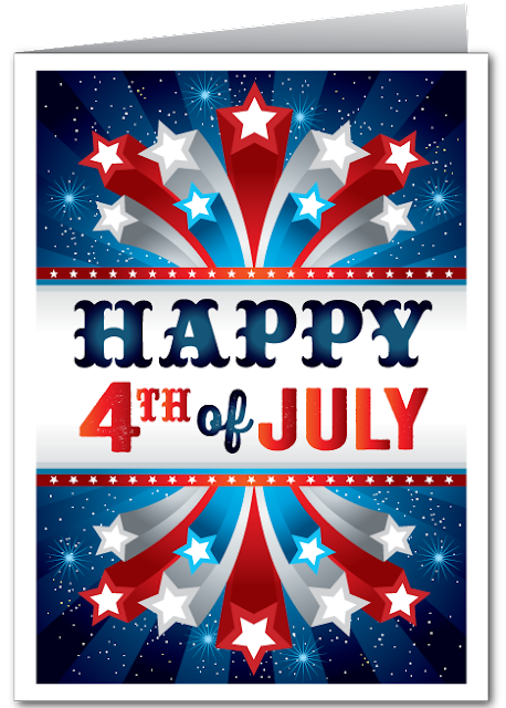 Greeting cards Of 4th july 2017