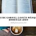 4 obras de Gabriel García Márquez que deberías leer