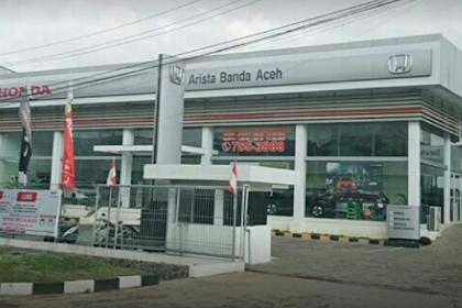 Lowongan Kerja di Honda Arista Banda Aceh