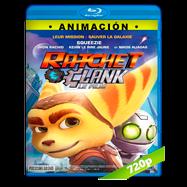 Ratchet y Clank: La Pelicula (2016) BRRip 720p Audio Dual Latino-Ingles