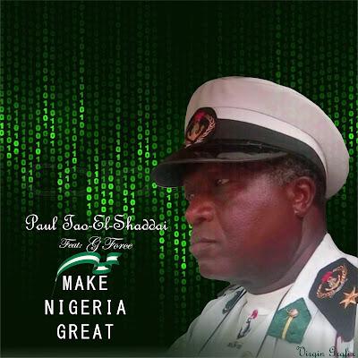 AUDIO + VIDEO DOWNLOAD: Paul Tao- El-Shaddai - MAKE NIGERIA GREAT