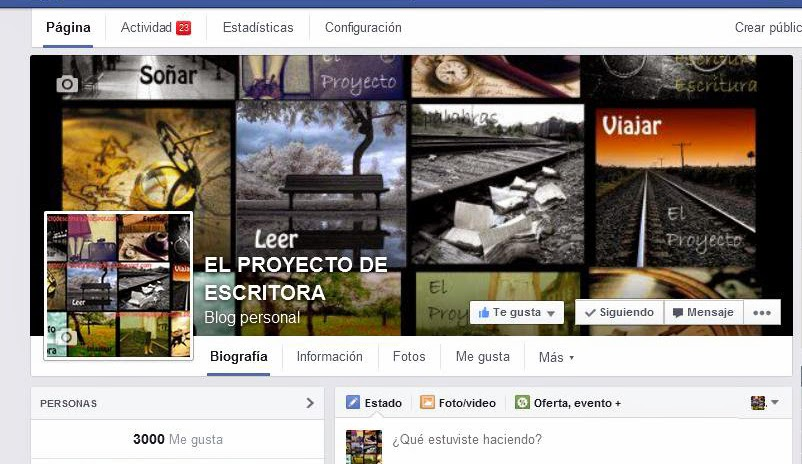 https://www.facebook.com/pages/EL-PROYECTO-DE-ESCRITORA/183943690780