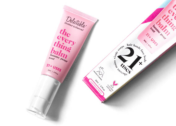 Delectable Cake Beauty The Everything Balm