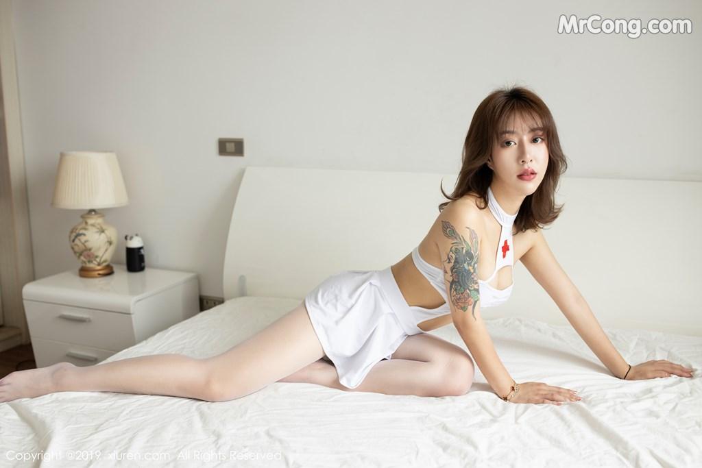 Image XIUREN-No.1639-NM-MrCong.com-003 in post XIUREN No.1639: 糯米NM (42 ảnh)