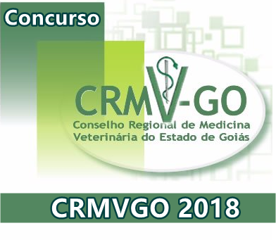 Inscrições CRMV-GO 2018