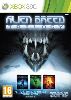 Alien Breed Trilogy (XBOX 360) 2011