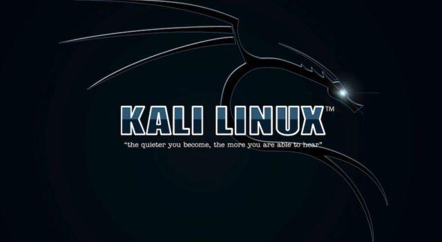 caracteristicas de kali linux 2018.1