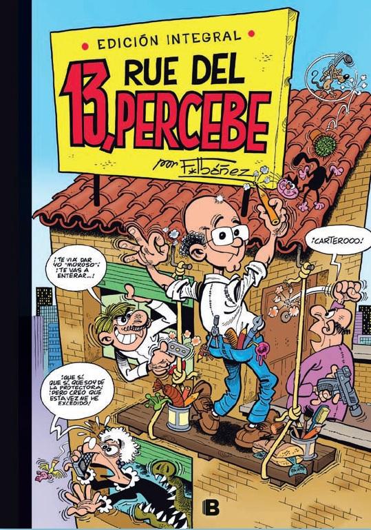 13, Rue del Percebe