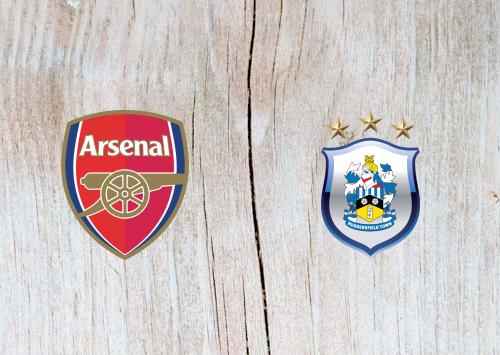 Arsenal vs Huddersfield Full Match & Highlights 08 December 2018