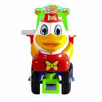SHP QQ623 Quack Quack Ride-On Car