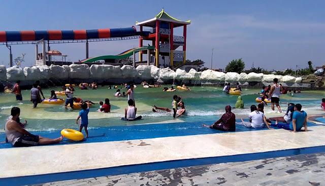 Nirwana Waterpark Cikarang