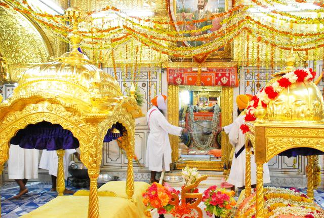 Takht Sri Hazur Sahib - Maharashtra