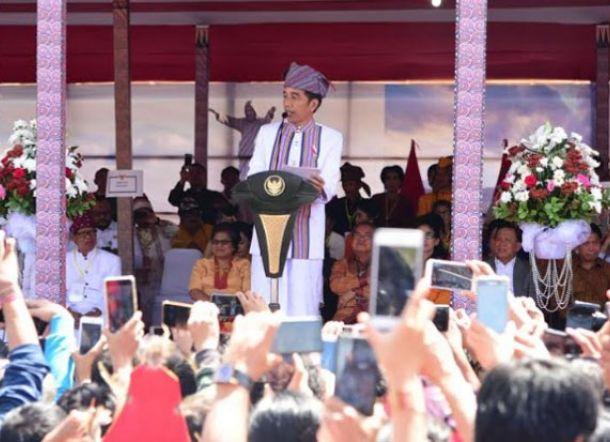 PKB: Memang Kenapa Kalau Pak Jokowi Resmikan Patung Yesus?