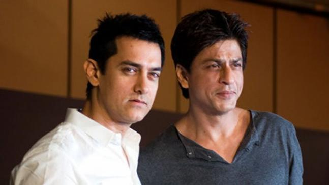 Aamir Khan uncovered why he recommended SRK for Rakesh Sharma biopic