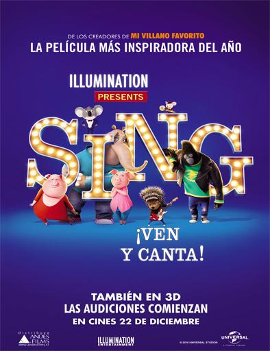 Latino sing online Ver Sing