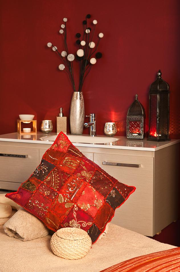 Home Spa Design Ideas: Natural Beauty Bar: The Salon