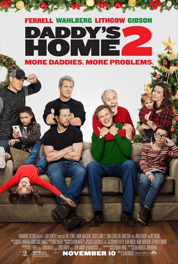 Daddys Home 2 2017 English Movie Download