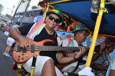 32 atrações no furdunço nesta sexta no Carnaval da Barra