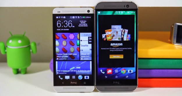 HTC One M8 and One M7 getting Android 5.0 Lollipop soon