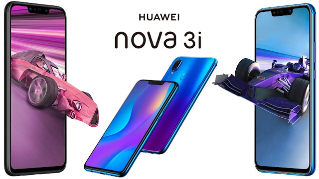 Huawei P Smart Plus (nova 3i) Specifications - Inetversal