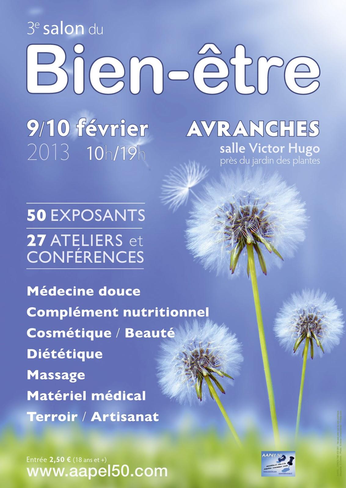 Elixirs floraux Brocliande en Bretagne Salon Bien tre  Avranches les 9  10 fvrier 2013