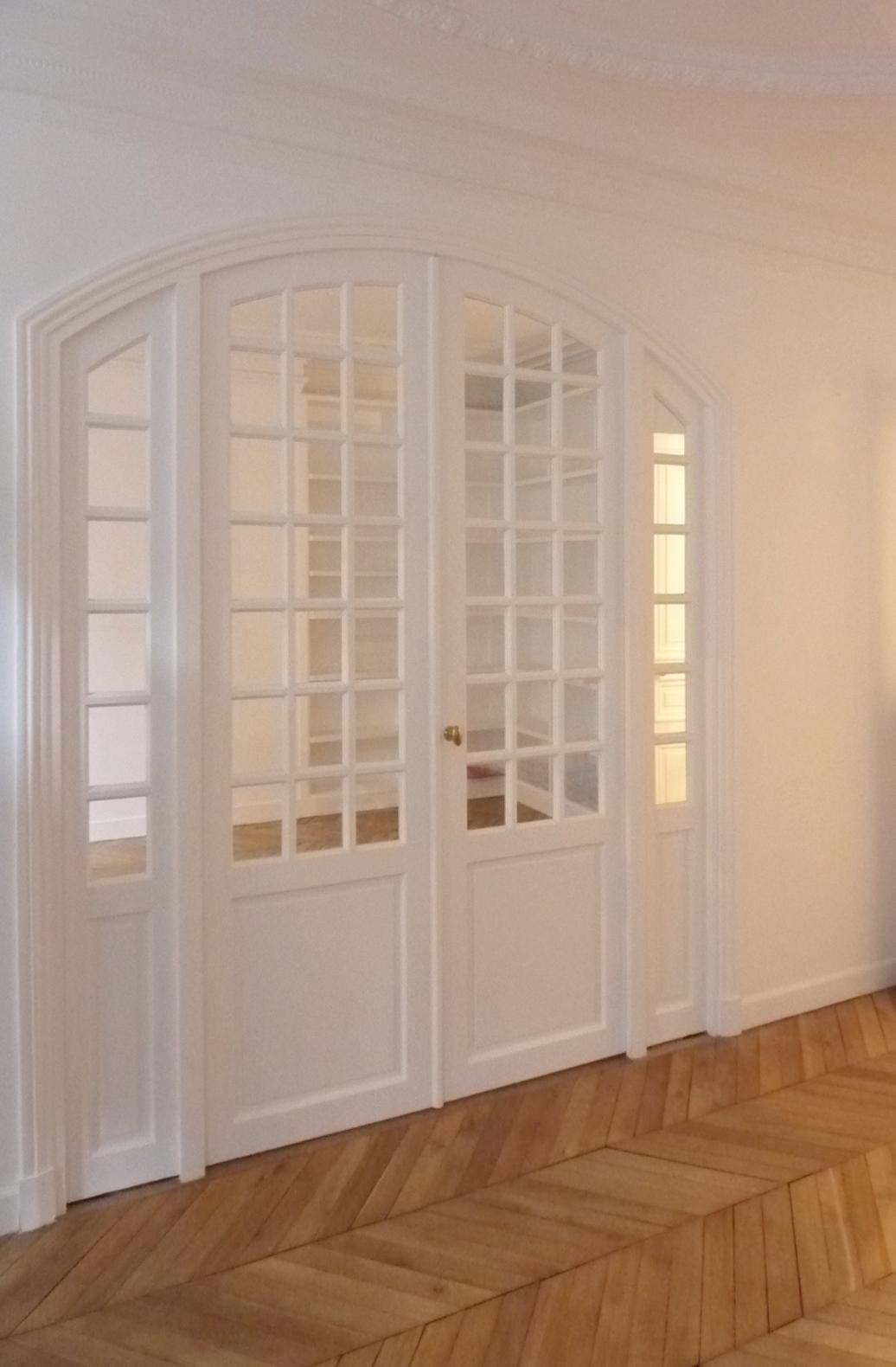 relooker une porte vitr e relooker porte interieure relooker une porte dans un esprit. Black Bedroom Furniture Sets. Home Design Ideas