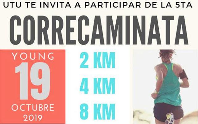 8k 4k 2k UTU - Escuela Técnica de Young (Depto. Río Negro - Uruguay, 19/oct/2019)