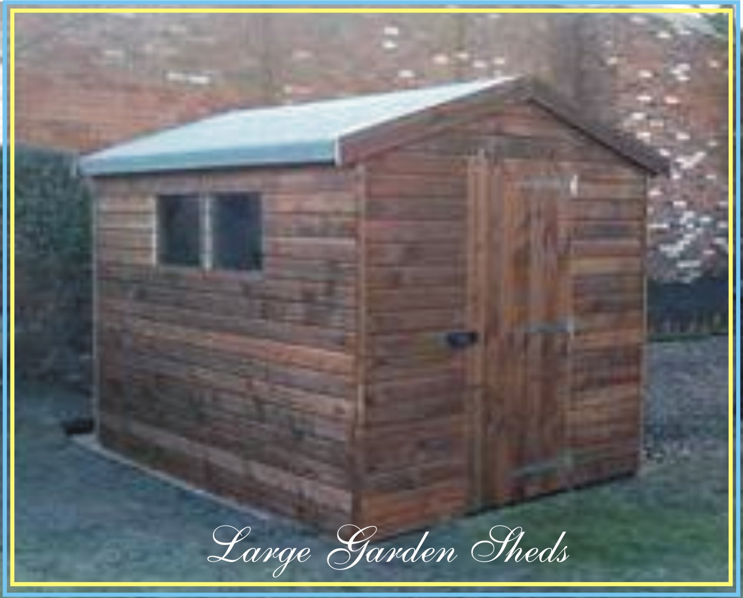 10 12 Shed Plans Add Space With A Wood Garden Shed – Wooden Garden Shed Plans