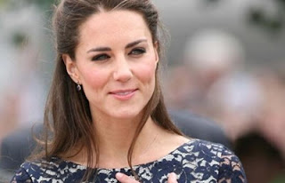 Kate Middleton second most attractive Royal