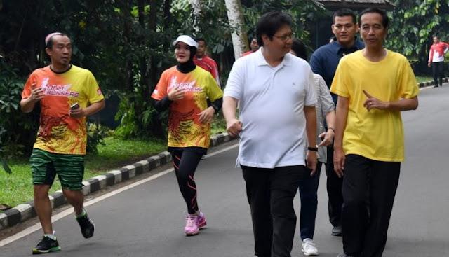 Golkar Lebih Baik Tinggalkan Jokowi Ketimbang Gelar Munaslub