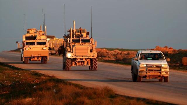 Funcionarios de EEUU: Retirada de Siria podría durar varios meses