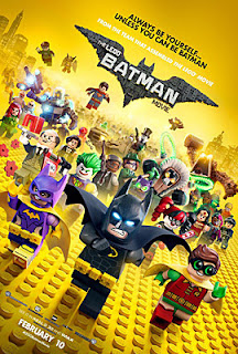 the lego batman movie - always be yourself. unless you can be batman.