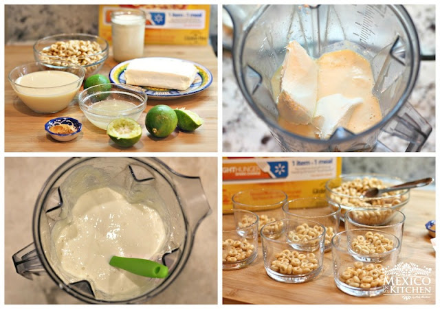 Carlota de limon recipe