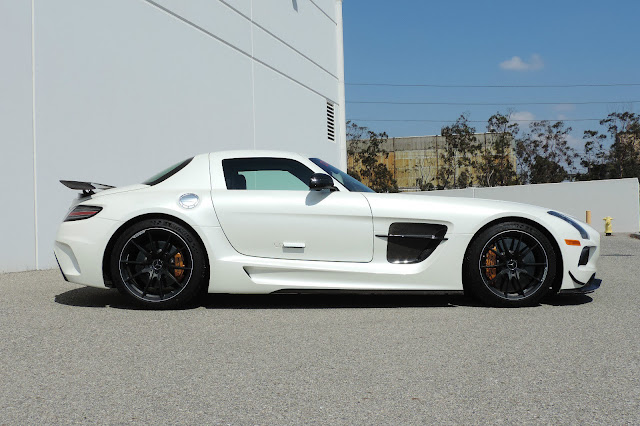 2014 mercedes benz sls amg black series benztuning. Cars Review. Best American Auto & Cars Review