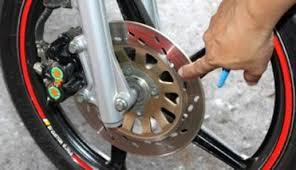 Cara Mengatasi Rem Motor Yang Keras