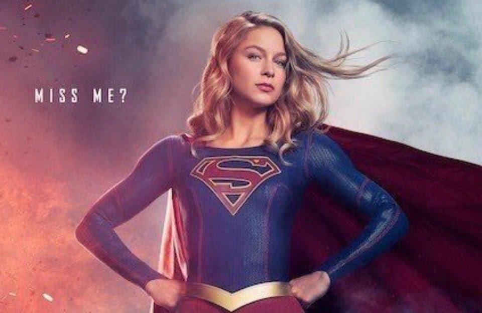 Supergirl メリッサベノイスト主演のスーパーガールのシーズン 3