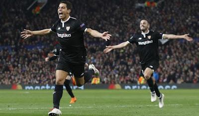 Crónica Manchester United 1 - Sevilla FC 2