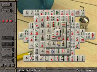 Mahjongg Variations Portable