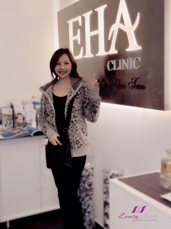 singapore beauty blogger review eha clinic hifu plus